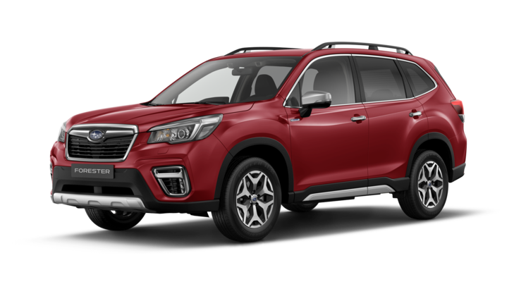 Subaru Forester e-BOXER 2.0ie Comfort frontansicht